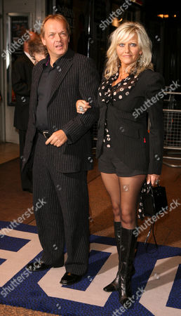 Christopher Fulford with Camille Coduri