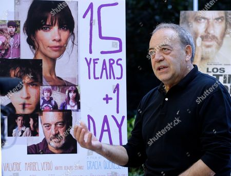 Tito Valverde Spanish actor Tito Valverde, who appears in the film 15 Anos Y Un Dia (15 Years And One Day), at a news conference preceding the 19th Recent Spanish Cinema film festival, in Beverly Hills, Calif