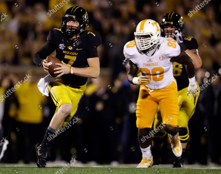 Editorial picture of Tennessee Missouri Football, Columbia, USA
