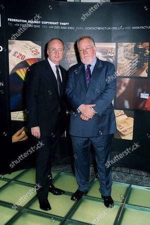 Film Minister Shaun Woodward FACT Chairman Brian Editorial