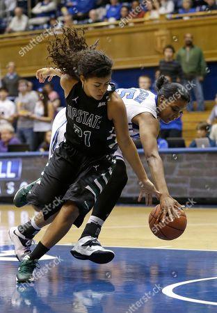 Editorial picture of USC Upstate Duke Basketball, Durham, USA
