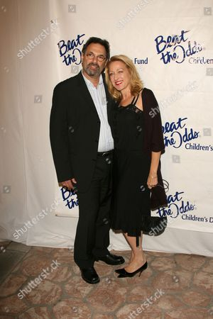 Ken Olin and Patricia Wettig