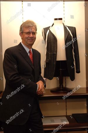 Claudio Del Vecchio, President and CEO of Brooks Brothers
