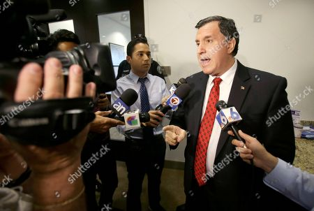 Editorial picture of City Manager Fired, Doral, USA