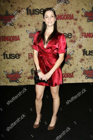 Editorial picture of Fuse Fangoria Chainsaw Awards, Los Angeles, California, America - 15 Oct 2006