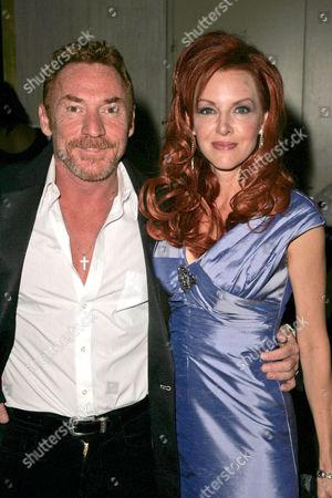 Danny Bonaduce and Gretchen Bonaduce