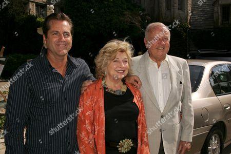 James Van Patten with Pat Van Patten and Dick Van Patten