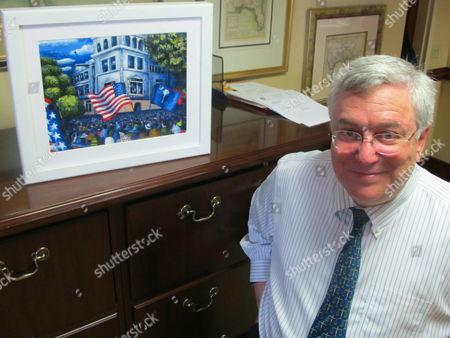 Editorial picture of Desegregation Judge, Charleston, USA