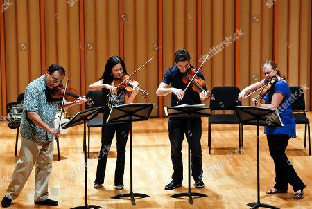 Editorial picture of Stradivarius Festival, Los Angeles, USA