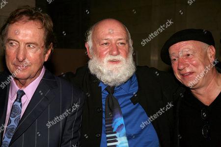 Eric Idle, John Du Prez and Neil Innes