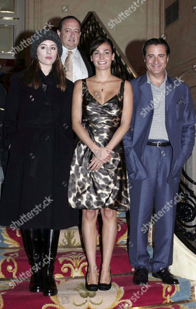 Editorial photo of 'The Lost City' film press conference, Madrid, Spain - 17 Oct 2006