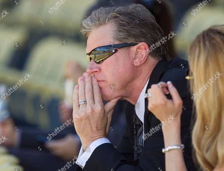 Orel Hershiser Los Angeles Dodgers former pitcher Orel Hershiser attends a memorial for Dr. Frank Jobe at Dodger Stadium in Los Angeles . Dr. Frank Jobe, was the surgeon who pioneered the elbow procedure that became known as Tommy John surgery and saved the careers of countless pitchers. Jobe also performed the first major reconstructive shoulder surgery on pitcher Hershiser. Jobe died last month at 88