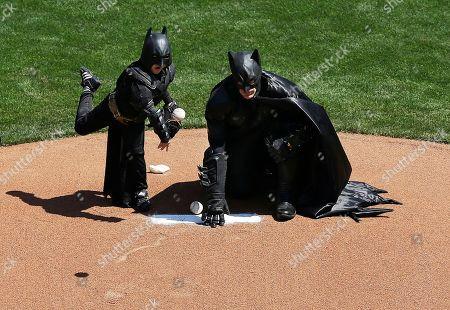 Editorial photo of Diamondbacks Giants Baseball, San Francisco, USA