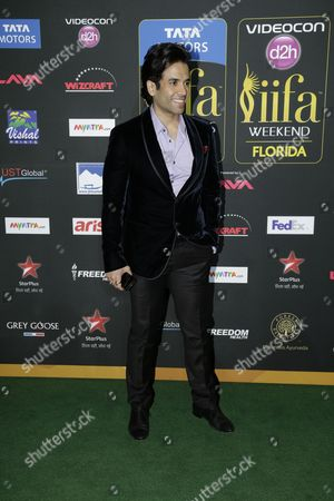 Editorial picture of Bollywood Oscars, Tampa, USA