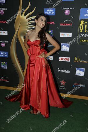 Editorial image of Bollywood Oscars, Tampa, USA