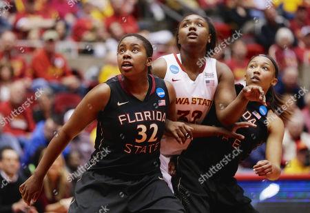 Editorial photo of NCAA Florida St Iowa St Basketball, Ames, USA
