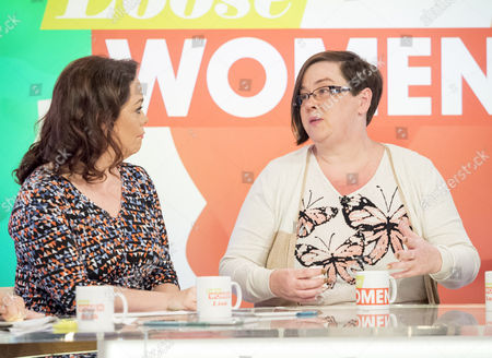 Lisa Riley and Dee Kelly