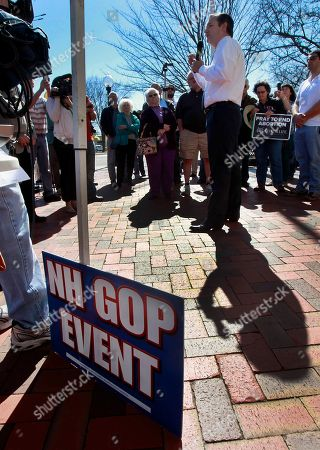 Editorial picture of Conservatives 2016, Nashua, USA