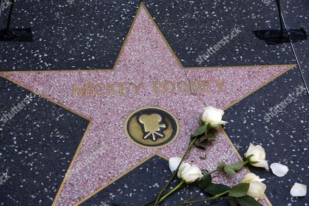 Editorial picture of Obit Mickey Rooney, Los Angeles, USA