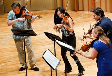 Editorial image of Stradivarius Festival, Los Angeles, USA