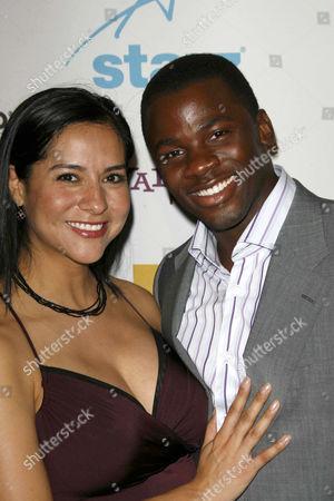 Sophia Luke and Derek Luke