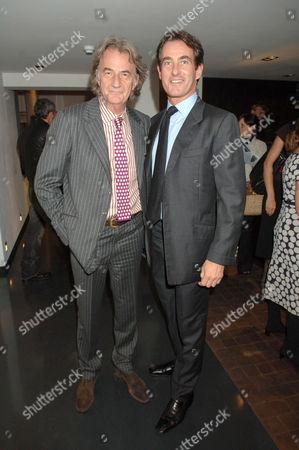 Paul Smith with Tim Jefferies