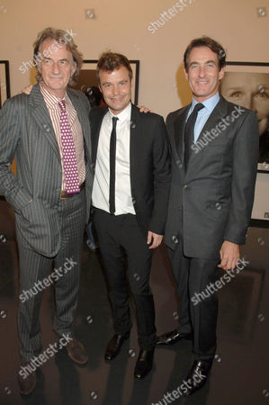 Paul Smith with Marc Hom and Tim Jefferies