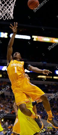 Josh Richardson Tennessee's Josh Richardson (1) shoots over Michigan's Jordan Morgan during the first half of an NCAA Midwest Regional semifinal college basketball tournament game, in Indianapolis