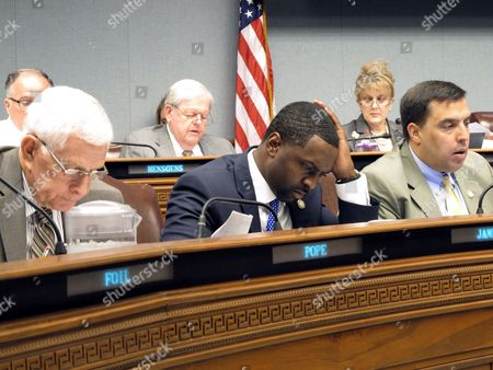 Editorial photo of Louisiana Budget, Baton Rouge, USA
