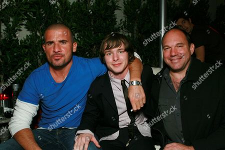Stock Photo of Dominic Purcell, Marshall Allman and Wade Williams