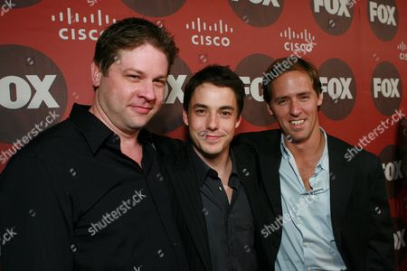 Stock Image of Lex Medlin, John Sloan and Nat Faxon