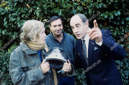 'Boon' - Phyllis Calvert, Michael Elphick and David Daker - 1986
