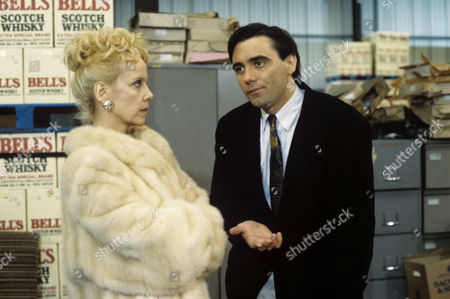 'Boon' - Georgina Hale and Tony Slattery - 1986