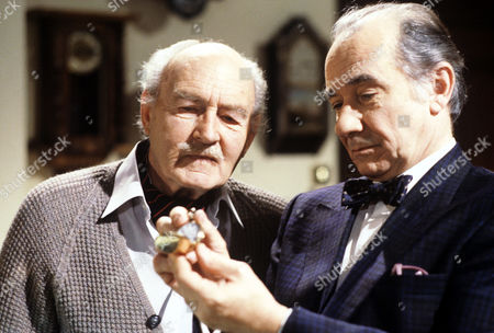 'Boon' - Maurice Denham and Carl Duering - 1985