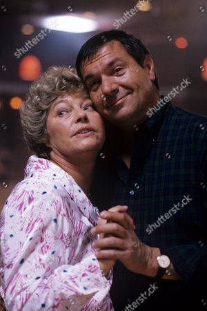 Rosemary Leach and Michael Elphick in 'Boon' - 1988