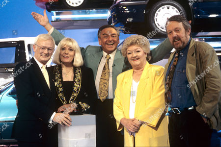 Editorial image of ITV ARCHIVE
