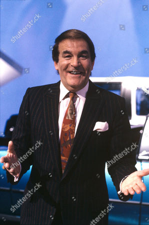 Ted Rogers on 'Celebrity Squares' - 1993 - 94