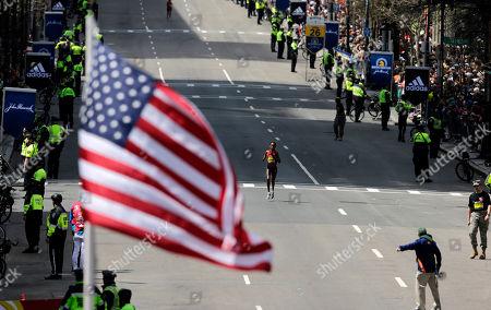 Rita Jeptoo Rita Jeptoo, of Kenya, heads to the finish line to win the women's division of the 118th Boston Marathon in Boston