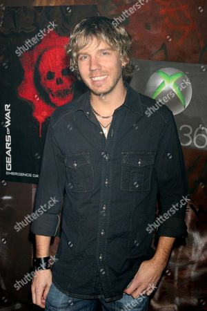 Editorial picture of XBox 360 Gears of War Launch Party, Los Angeles, America - 25 Oct 2006