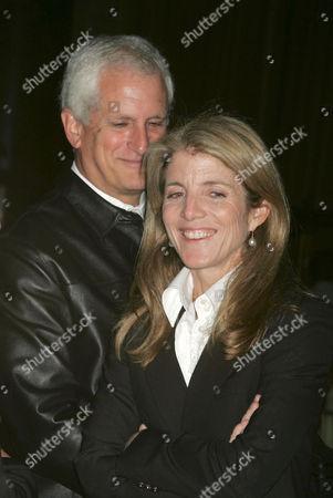 Ed Schlossberg and Caroline Kennedy