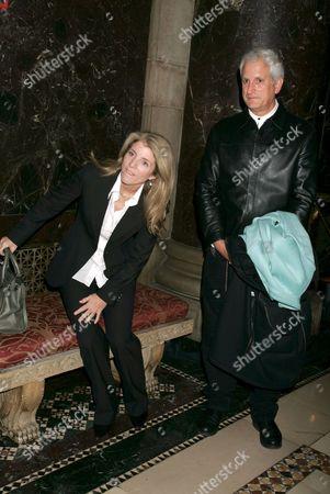 Caroline Kennedy and husband Ed Schlossberg