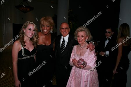 Editorial photo of Carousel of Hope Ball, VIP area, Los Angeles, America - 28 Oct 2006