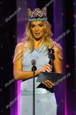Miss World - Tatana Kucharova