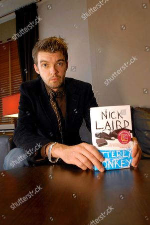 Nick Laird, author of 'Utterly Monkey'