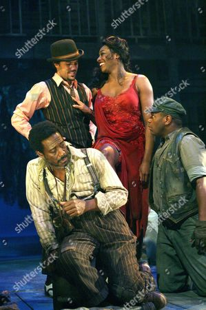 Editorial photo of 'Porgy and Bess' at the Savoy Theatre, London, Britain - 03 Nov 2006