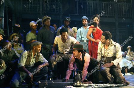 Editorial image of 'Porgy and Bess' at the Savoy Theatre, London, Britain - 03 Nov 2006
