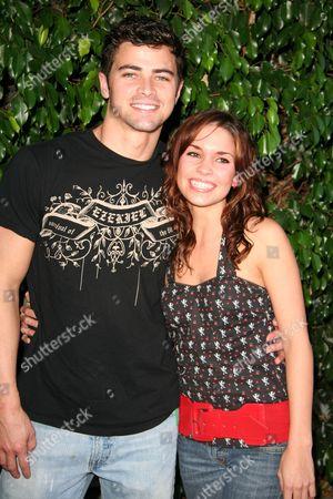 Matt Cohen and Mandy Musgrave