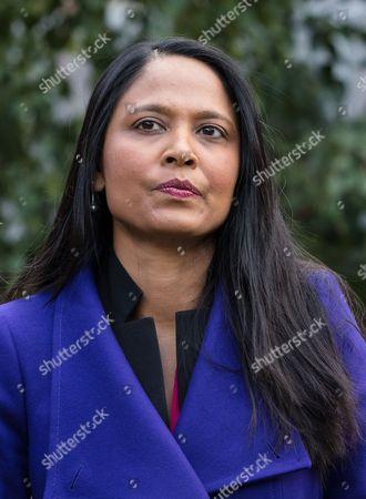MP for Bethnal Green and Bow, Rushanara Ali