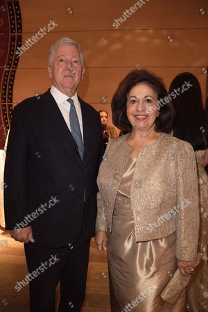 Crown Prince Alexander of Serbia and Crown Princess Katherine