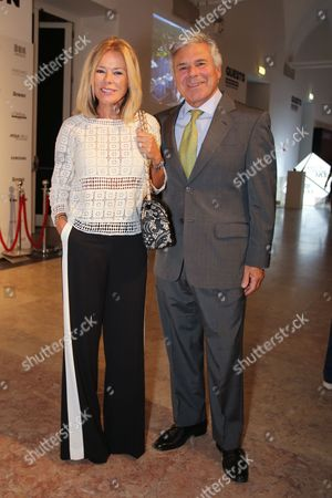 Editorial picture of Celebrities at Lisbon Fashion Week, Portugal - 10 Oct 2016